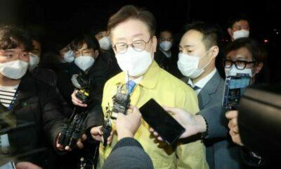 Cảnh sát Hàn Quốc đột kích ép giáo chủ Tân Thiên Địa xét nghiệm virus corona   Thaiger
