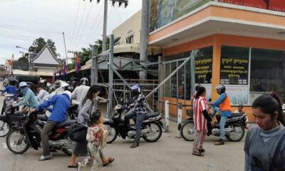 Sa Kaeo closes 19 Cambodian border checkpoints – Covid-19 | The Thaiger