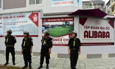 Công ty địa ốc Alibaba lừa đảo, 11 lãnh đạo liên quan bị bắt   Thaiger
