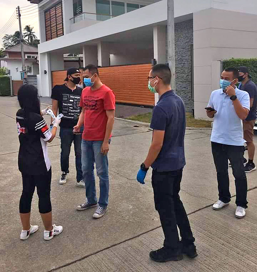 Chinese tourists arrested for breaking quarantine rules in Phuket   News by Thaiger