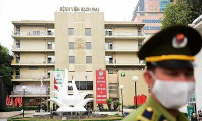 Cập nhật COVID-19 tại Việt Nam (Sáng 29/3): Tổng số ca nhiễm nCoV lên 179 người | Thaiger