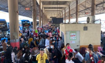 Bye bye Bangkok, 1000s of workers head home | The Thaiger