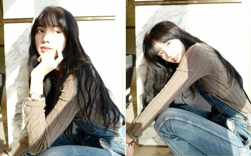 Lisa (Black Pink) khoe loạt ảnh thiên thần nhân ngày sinh nhật | News by Thaiger