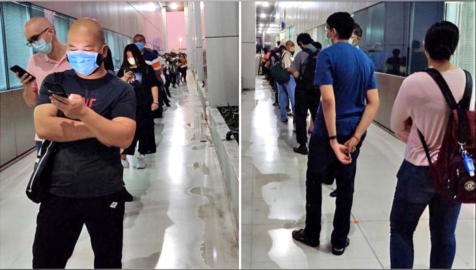 Immigration: Beware online swindlers claiming they can extend your visa   News by Thaiger