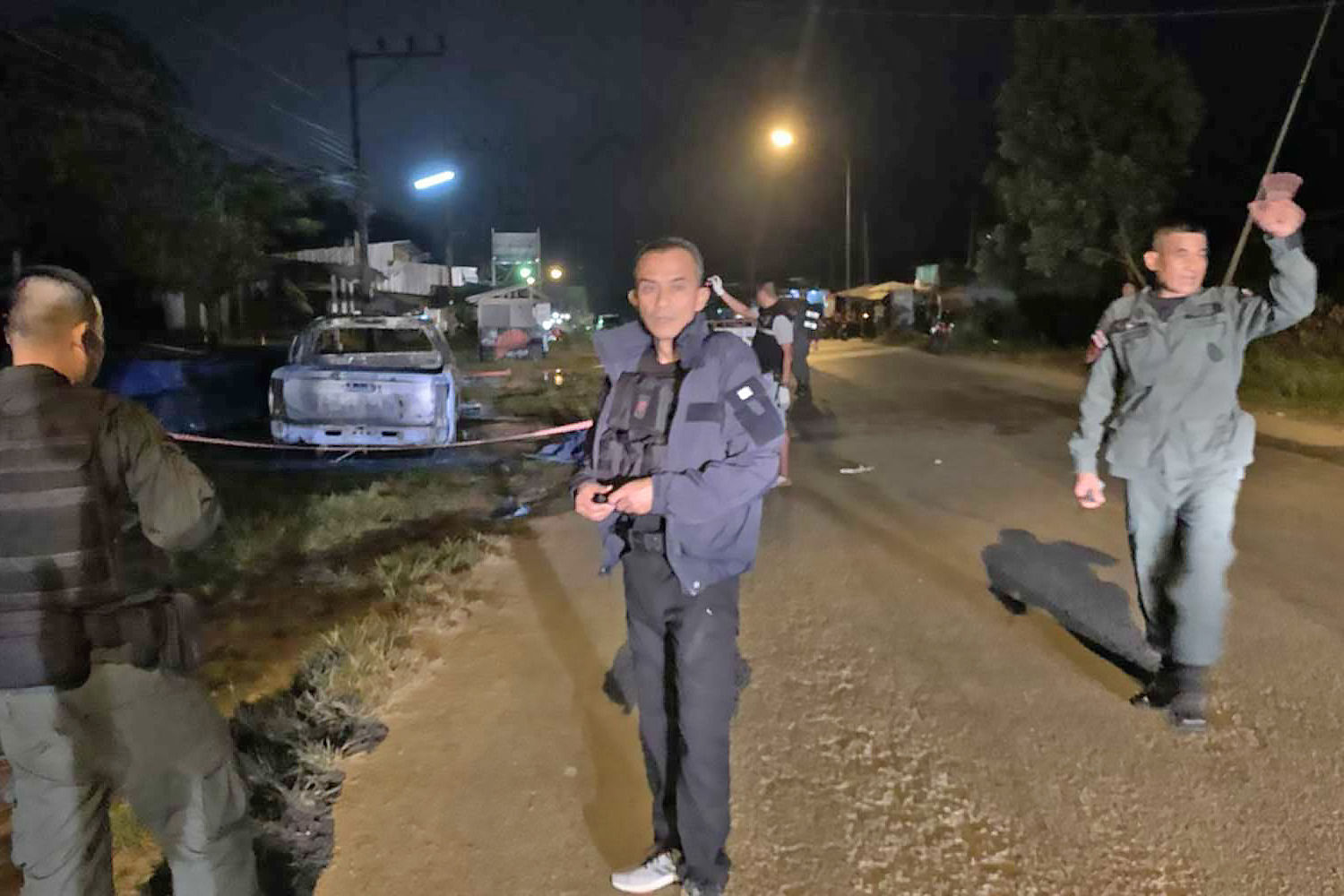 One officer killed, two injured in Narathiwat insurgent attacks | Thaiger