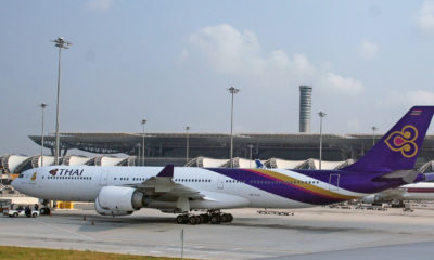 Airlines offered drop in landing fees and fuel excise at Thai airports | Thaiger