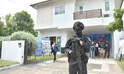 Police seize drug lord's assets valued at 130 million baht | The Thaiger