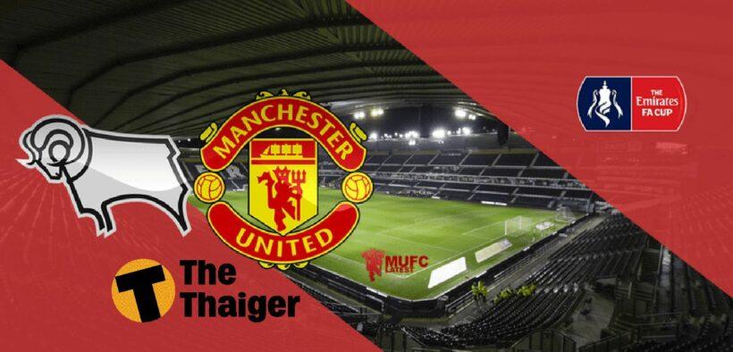 Derby County vs Manchester United: Vòng 5 Cúp FA – 02h45 ngày 6/3 – Rooney đối đầu với đội bóng cũ | Thaiger