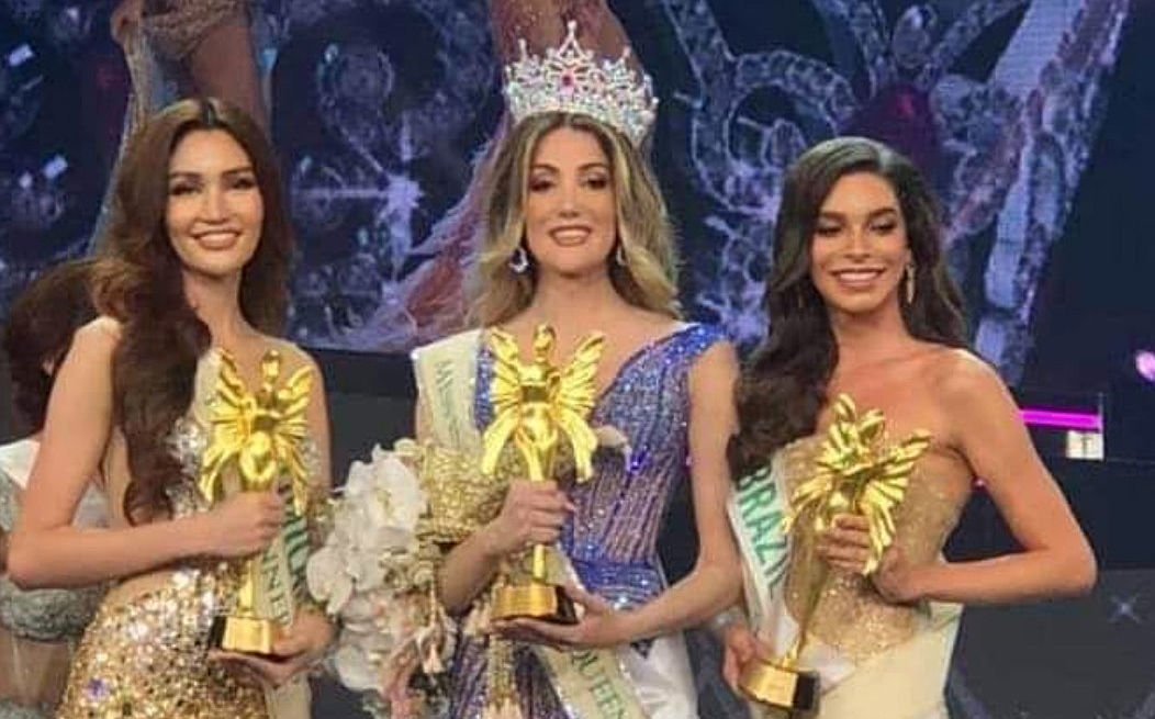 Miss International Queen 2020 crowned in Pattaya at the Miss ...