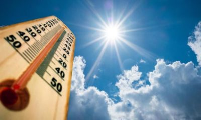 """""""Hot to very hot"""" in the North and Northeast, thundershowers predicted 