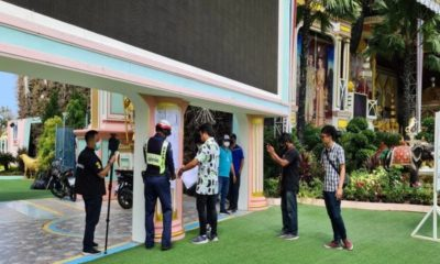 """Comply or I'll tear it down myself"" Pattaya mayor tells encroaching resort   The Thaiger"