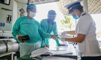 Cập nhật dịch COVID-19 tại Việt Nam: Thêm 6 ca nhiễm mới tại TP HCM, Tây Ninh và Đà Nẵng | The Thaiger