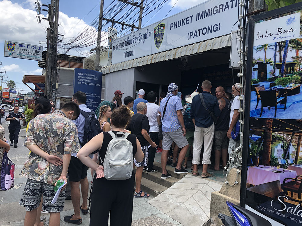 Thai tourism minister plans help for tourists stranded and worried about overstaying visas | News by Thaiger