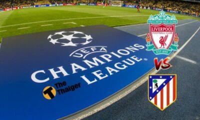 Liverpool vs Atlético Madrid: Lượt về vòng 16 đội UEFA Champion League 2020 – 03h00 ngày 12/03 – Điểm tựa Anfield | The Thaiger