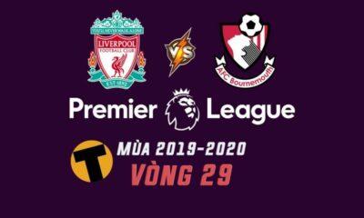 Liverpool vs Bournemouth: Vòng 29 Ngoại Hạng Anh – 19h30 ngày 07/03 – Đứng dậy sau thất bại | The Thaiger