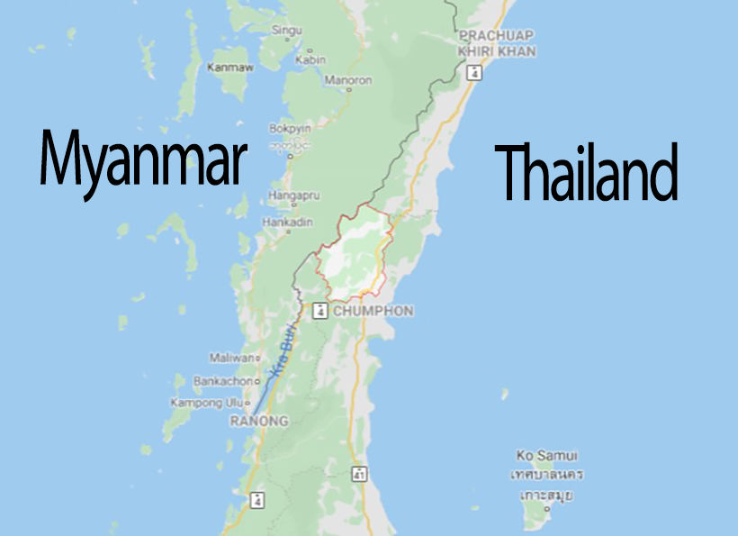 200 landmines cleared from old battleground near Burmese border | News by Thaiger