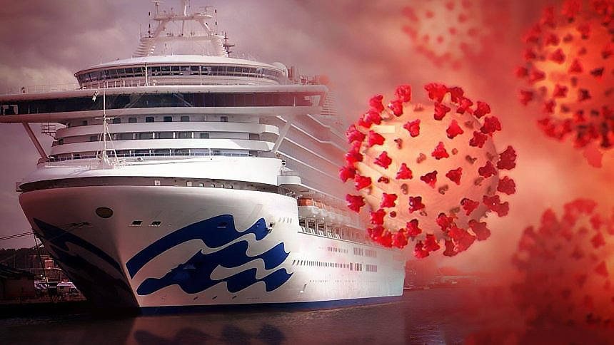 21 coronavirus cases confirmed on cruise ship off California coast | Thaiger