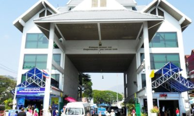Despite closures elsewhere, Chiang Rai's border crossings to remain open for trade | Thaiger