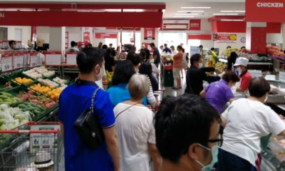 Bangkok's five surrounding provinces also enforce closures, supermarkets stay open | The Thaiger