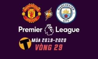 Manchester United vs Manchester City: Vòng 29 Giải Ngoại hạng Anh – 23h30 ngày 08/03 – Cuộc chiến vì danh dự | The Thaiger