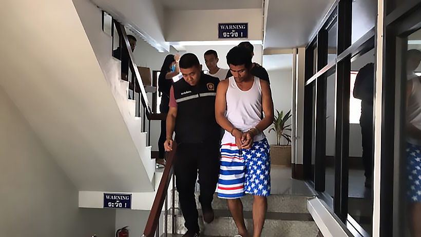 Serial thief who robbed Russian couple at knifepoint in Pattaya re-arrested   News by Thaiger