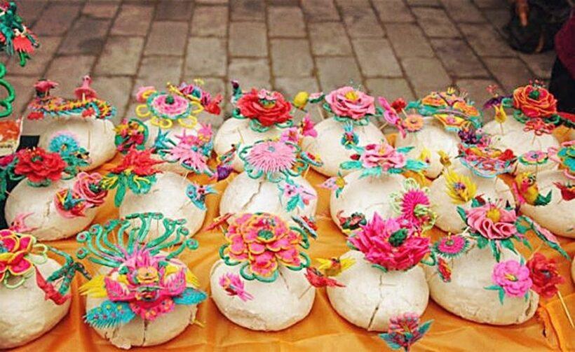 Khám phá món ăn cổ truyền trong dịp Tết Thanh minh   News by Thaiger
