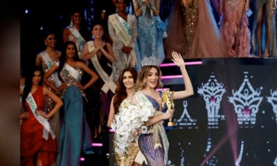 Transgender queen crowned in Pattaya | The Thaiger