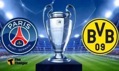 Paris Saint-Germain vs Borussia Dortmund: Lượt về vòng 16 đội UEFA Champion League 2020 – 03h00 ngày 12/03 – Ai sẽ phải dừng lại? | The Thaiger