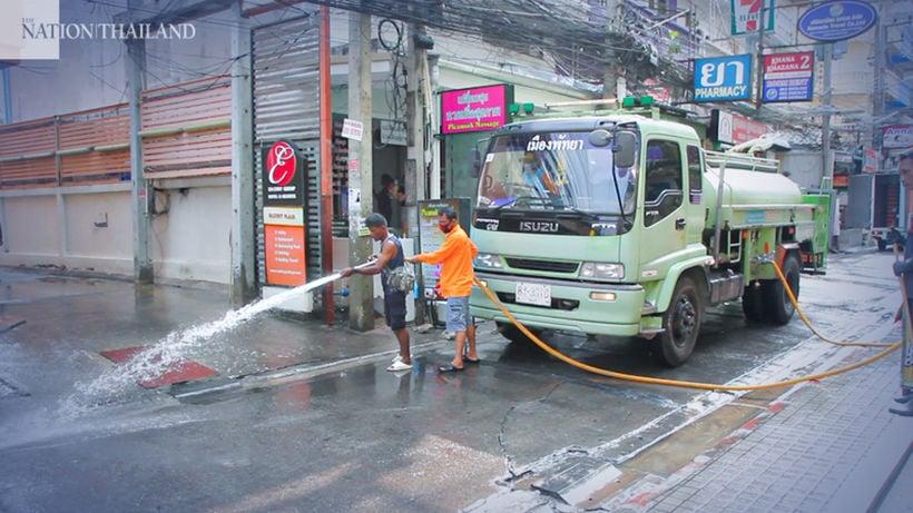 Pattaya beach clean up | News by Thaiger