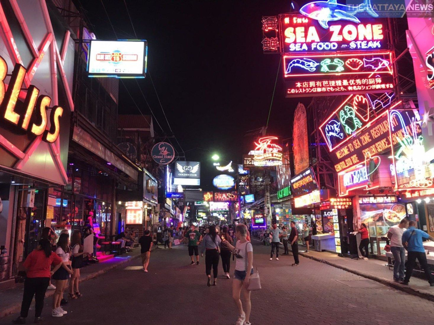 """Pattaya venues """"willing to close"""" if ordered   News by Thaiger"""