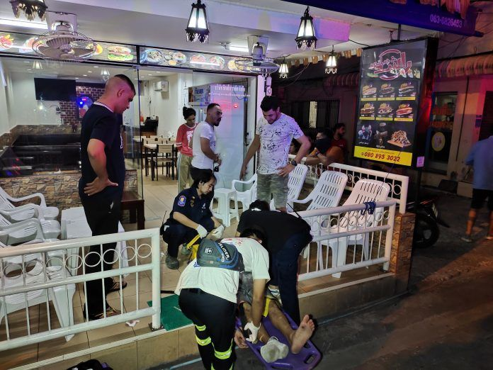 Saudi man flees Pattaya hospital after alleged attackers show evidence of his debt | Thaiger