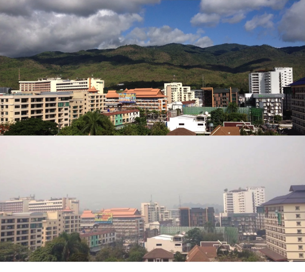 Smoke and mirrors, northern Thailand's annual smog problem   News by Thaiger