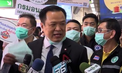 Culture clash over foreigners' refusal to wear face masks | Thaiger