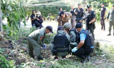 Soldiers injured in Narathiwat bomb attack   Thaiger
