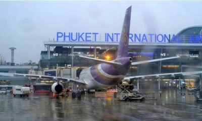 Phuket airport to ban flights April 10-30 over virus fears | Thaiger