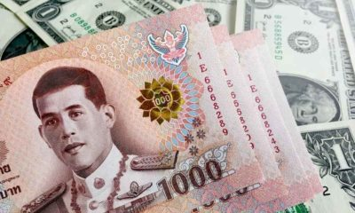 The almighty baht set to fall further despite rate cuts, stimulus | The Thaiger