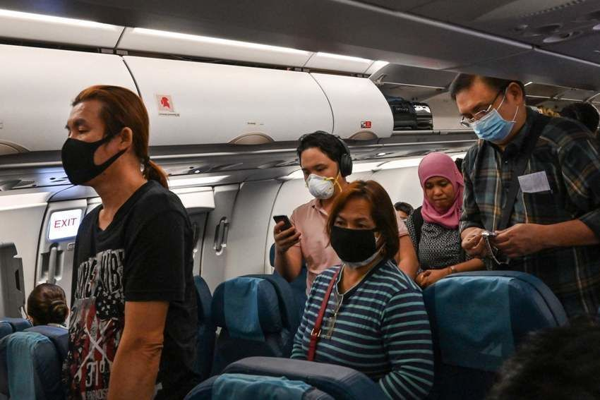 """Thais returning from South Korea ignoring quarantine """"recommendation"""" 