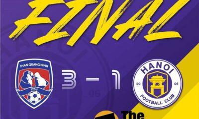 Highlight Than Quảng Ninh vs Hà Nội FC: Vòng 2 LS V-League 1 2020 – Nhà vô địch ngã ngựa | Thaiger