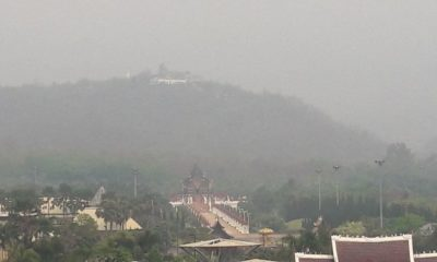 Northern Thailand chokes under shroud of smog | The Thaiger