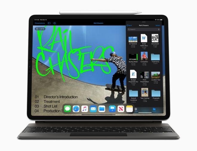 Apple ra mắt iPad Pro 2020 hỗ trợ vỏ Magic Keyboard và cụm camera độc đáo   News by Thaiger