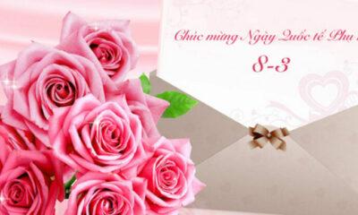 Những lời chúc 8/3 Ngày Quốc tế phụ nữ hay và ý nghĩa nhất   Thaiger