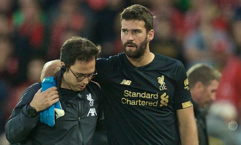Liverpool: Henderson sẵn sàng còn Alisson thì không   News by Thaiger