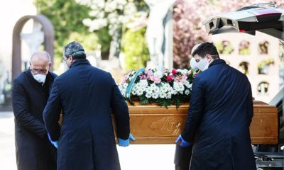 Tình hình Covid-19: Số ca tử vong tại Ý vượt 8.000 | The Thaiger