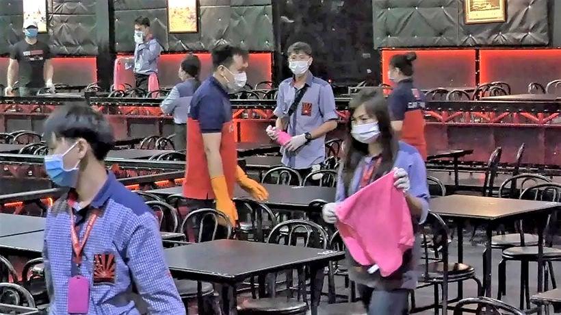 Greater Bangkok must close bars, entertainment venues   News by Thaiger