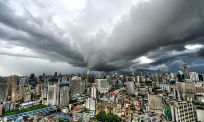North to see thunderstorms, rains predicted for Bangkok | Thaiger