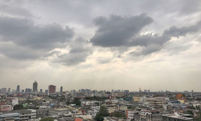 Thundershowers, more hot weather for the North | The Thaiger