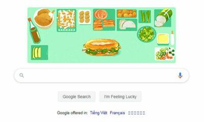 Bánh mì Việt Nam được Google Doodle vinh danh ở nhiều quốc gia | The Thaiger