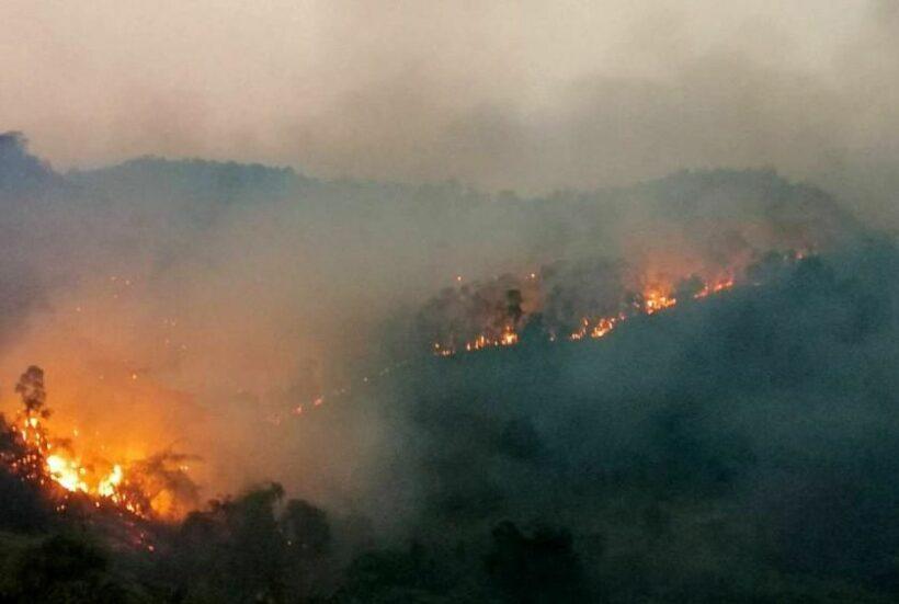 Northern Thailand's air pollution reaches hazardous levels   The Thaiger