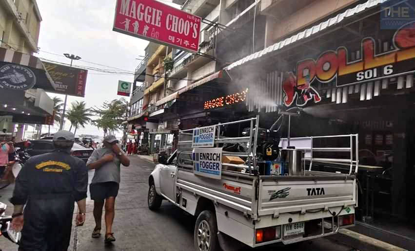 Pattaya City officials confirm rumours of Covid-19 in Soi 6 bar staff were fake news | Thaiger