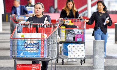 Giấy vệ sinh có tác dụng gì mà người dân đổ xô đi mua chống dịch Covid-19? | Thaiger